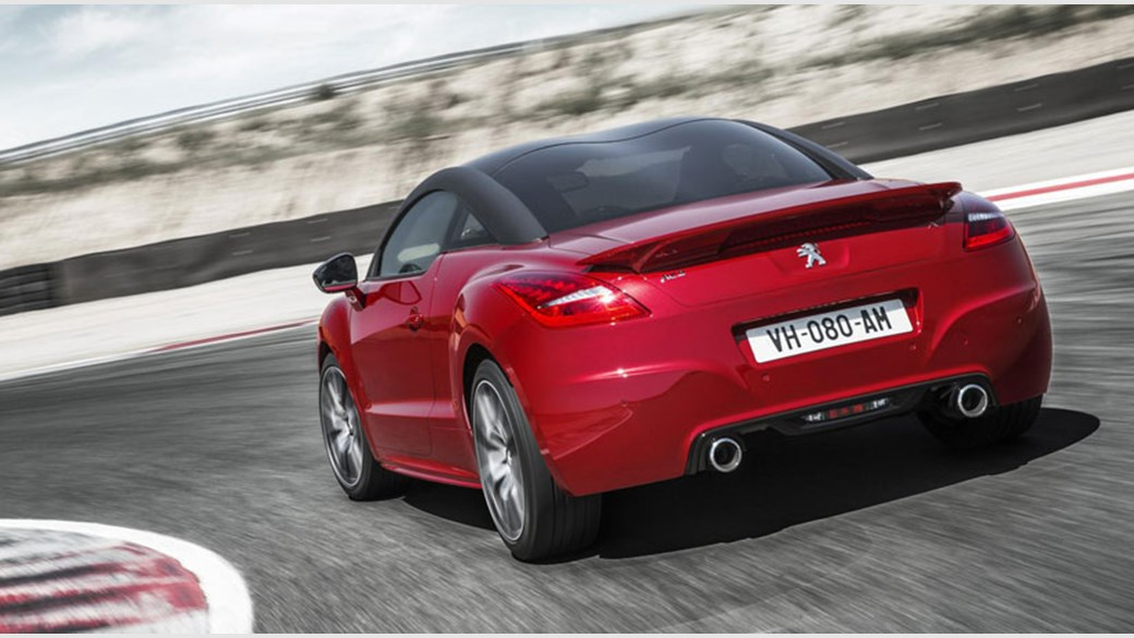 Peugeot Rcz R 2013 Review Car Magazine