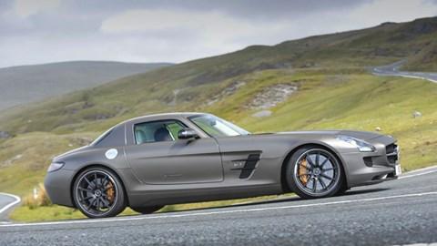 Mercedes Sls Amg Gt 2013 Review Car Magazine