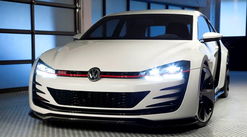 VW Design Vision Golf GTI (2013) CAR Review | CAR Magazine