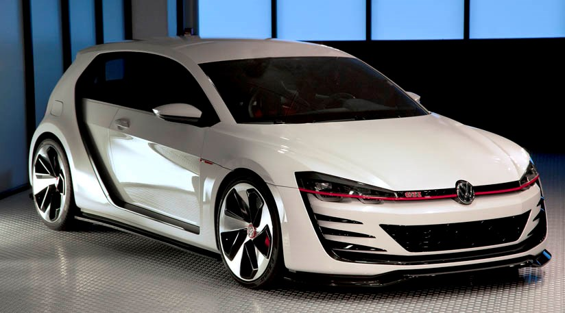 Vw Gti Review >> VW Design Vision Golf GTI (2013) CAR Review | CAR Magazine