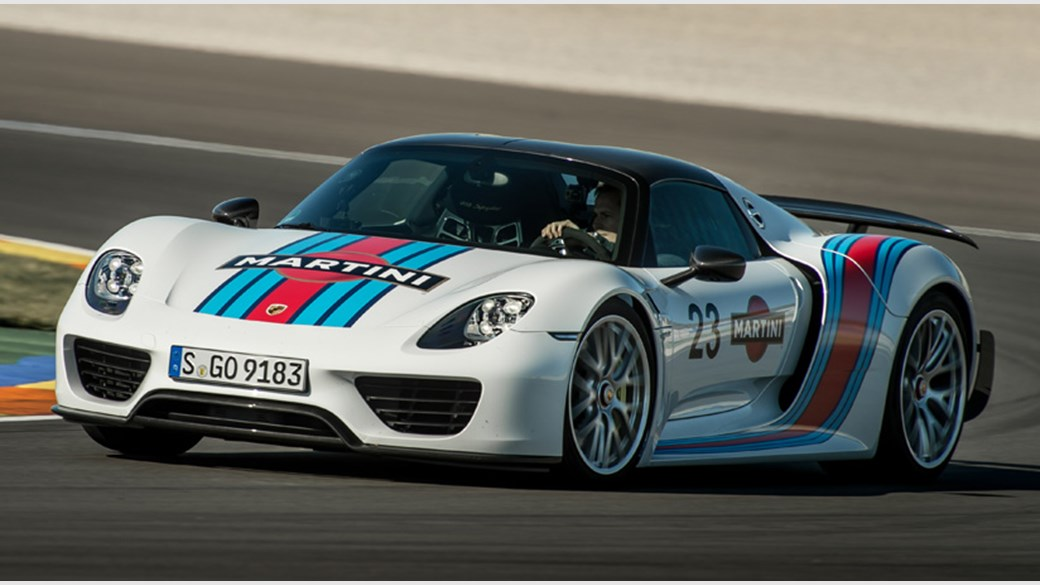 Porsche 918 Spyder 2017 Review
