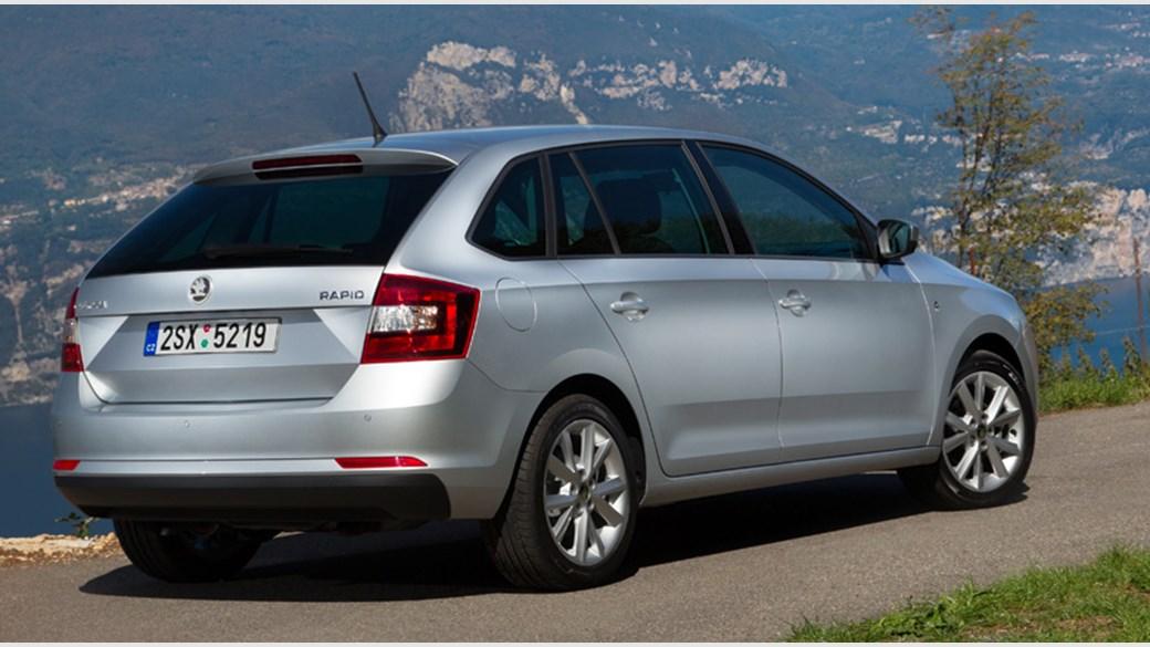 Skoda Rapid Spaceback 1 2 Tsi 2014 Review Car Magazine