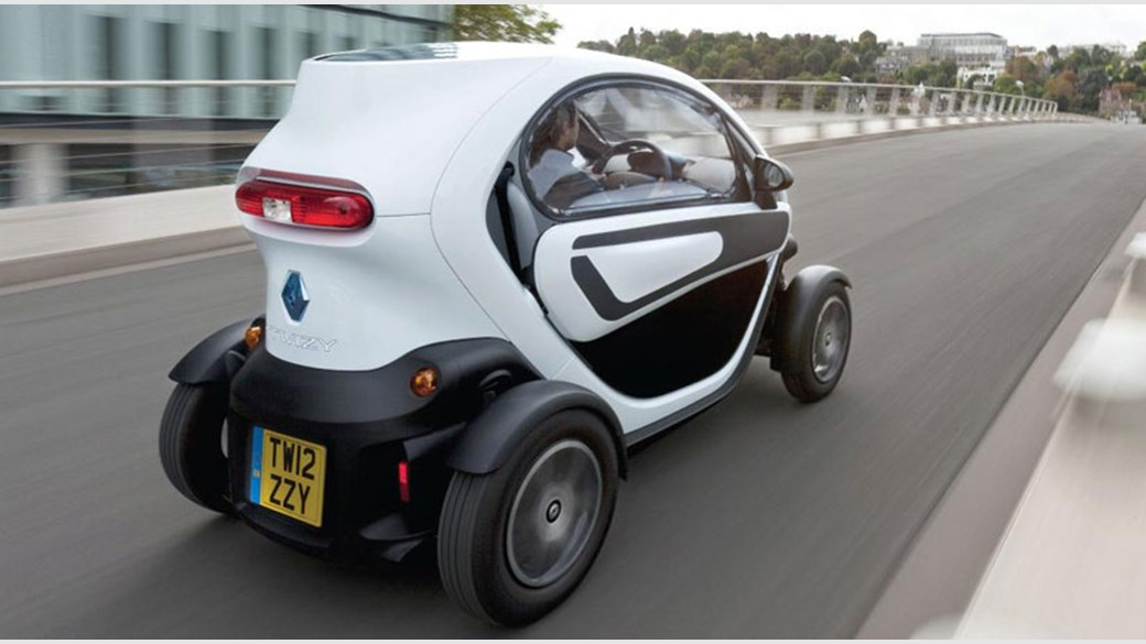 Renault Twizy Technic 2017 Review