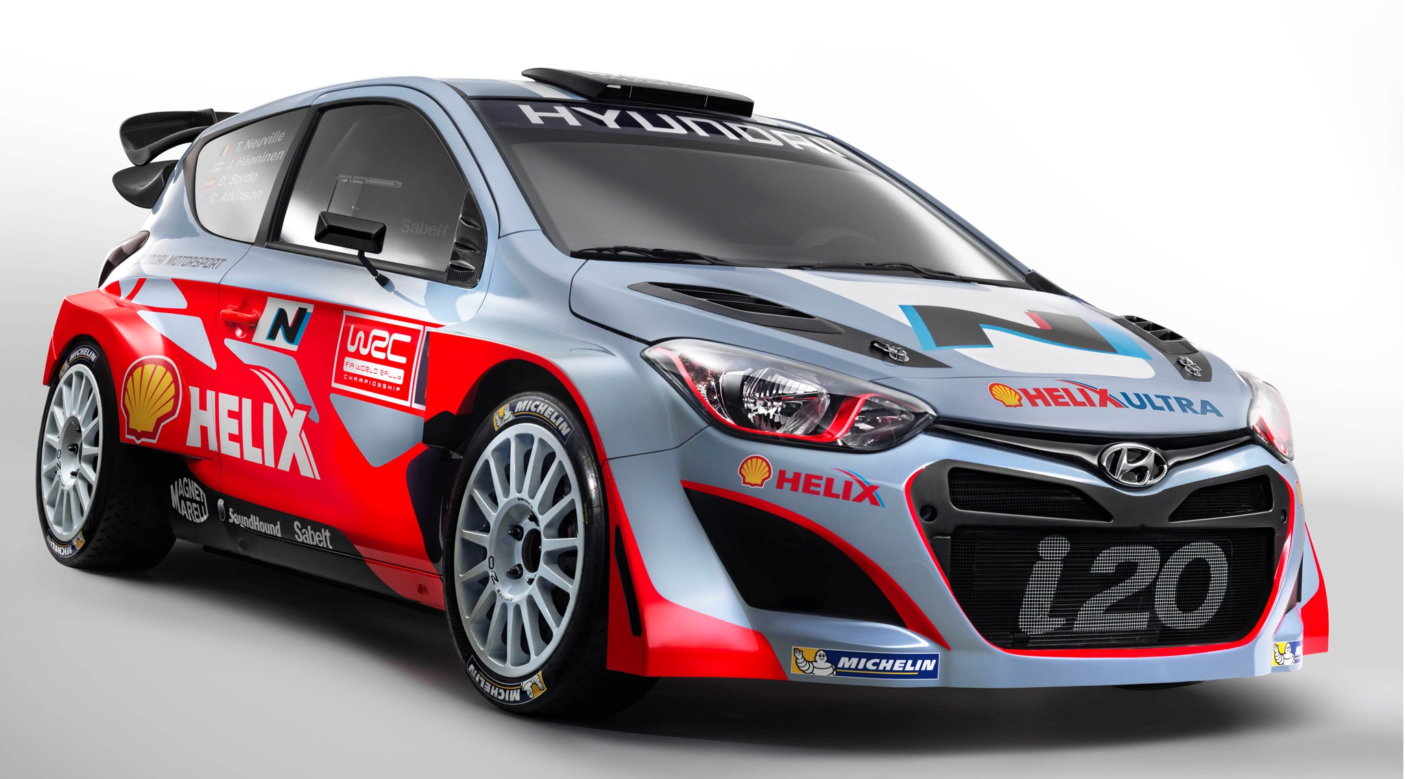Hyundai Announces Shell As Partner For 2014 Rally Return