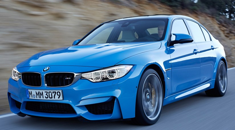 Bmw M3 Saloon 2014 First Official Pictures Car Magazine