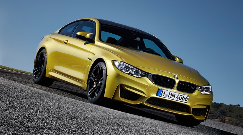 Bmw M4 Coupe 2014 First Official Pictures Car Magazine
