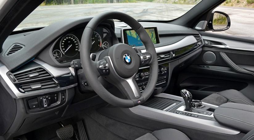 BMW X5 M50d xDrive 2014 review by CAR Magazine