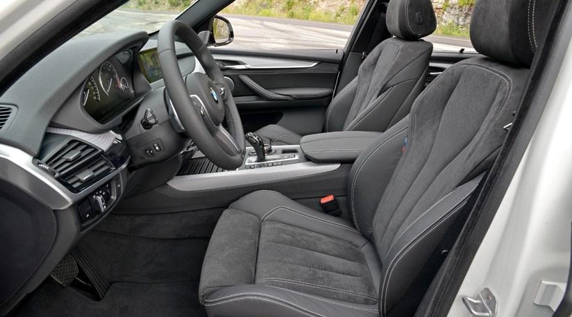 BMW X5 M50d XDrive 2014 Review