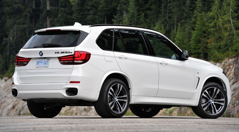bmw x5 m50d xdrive 2014 review car magazine. Black Bedroom Furniture Sets. Home Design Ideas