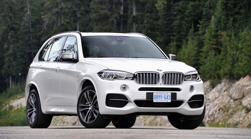 Bmw X5 M50d Xdrive 2014 Review Car Magazine
