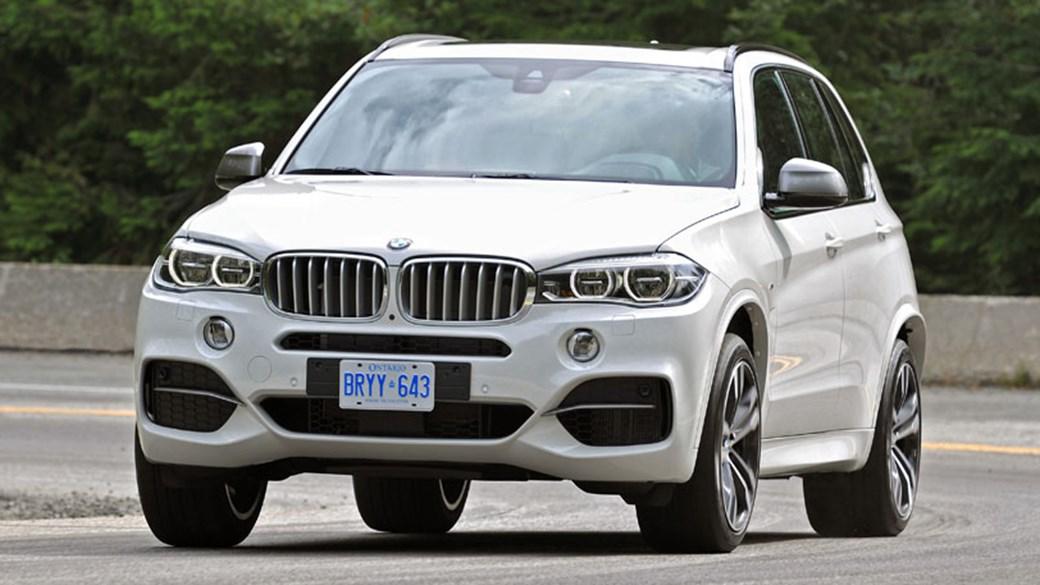 BMW X5 M50d XDrive (2014) Review