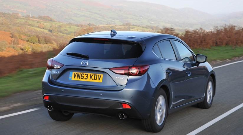 Wonderful ... Mazda 3 2.2D SE L Nav (2014) Review ...