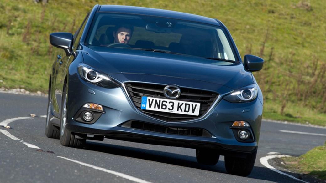 Mazda 3 2.2D SE L Nav (2014) Review