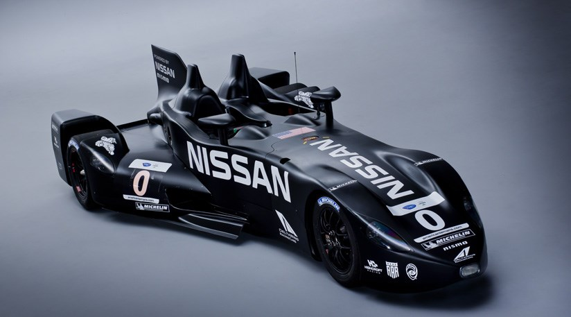 nissan aiming to build radically different 2015 le mans prototype by car magazine. Black Bedroom Furniture Sets. Home Design Ideas