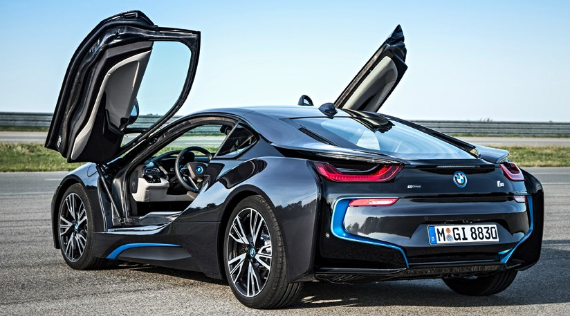 Bmw i8 Magazine Bmw i8 by Car Magazine