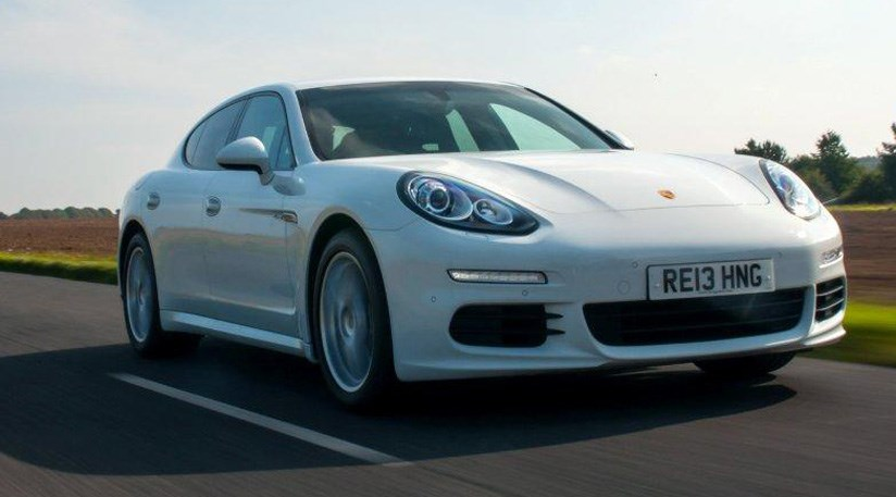 photo gallery - Porsche Panamera 2014