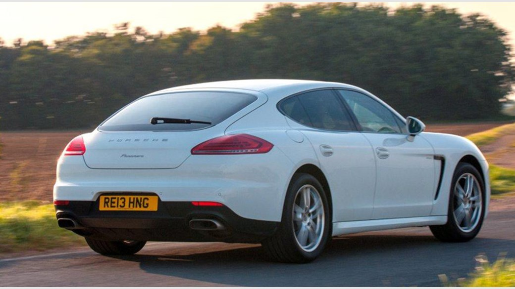 Porsche Panamera Diesel 2014 Review