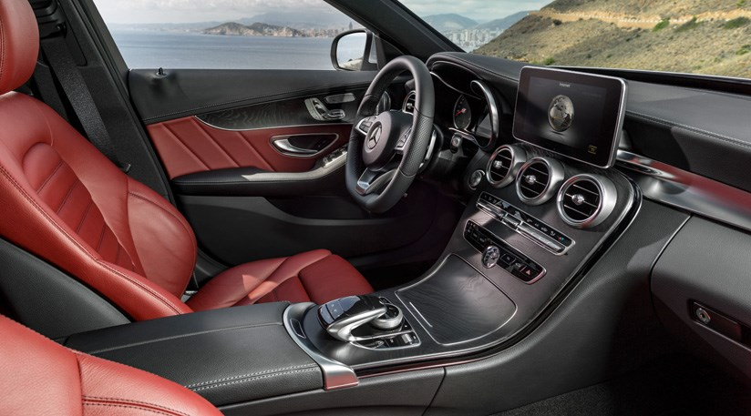 Mercedes C Class 2014 First Official Pictures Car Magazine