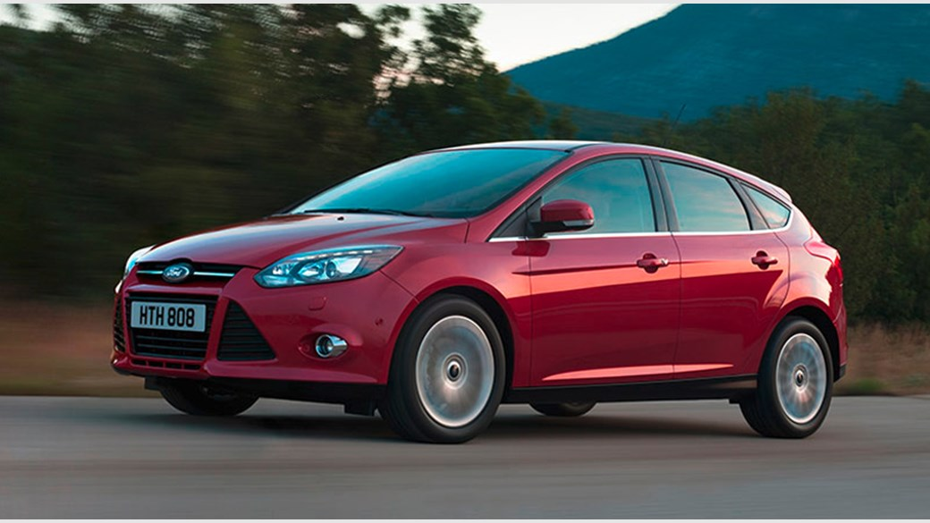 Ford Focus 1 6 Tdci Econetic 2017 Review