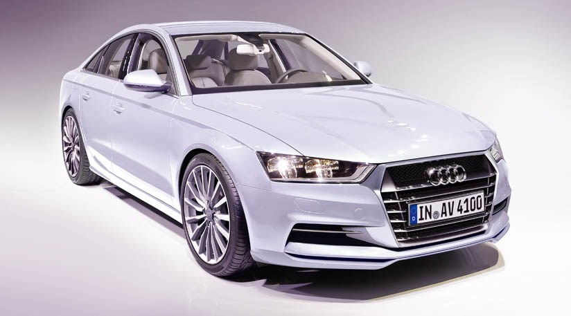 CAR 20 Most Wanted of 2014: Audi A4 | CAR Magazine