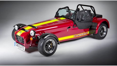 caterham seven 620r 2013 review car magazine. Black Bedroom Furniture Sets. Home Design Ideas