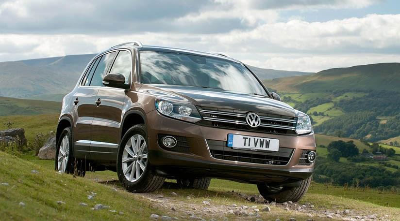 Volkswagen Tiguan 2013: Une valeur sure