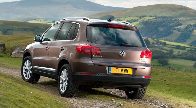 VW Tiguan 2.0 TDI Match 4Motion (2013) review | CAR Magazine