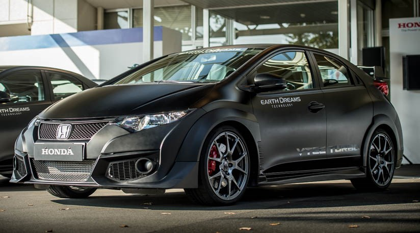 car 20 most wanted of 2014 honda civic type r by car magazine. Black Bedroom Furniture Sets. Home Design Ideas