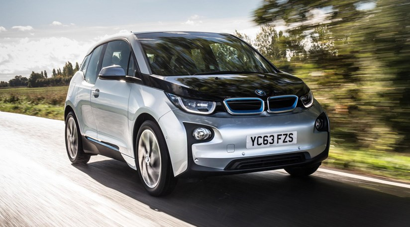 Bmw I3 Range Extender 2014 Review Car Magazine