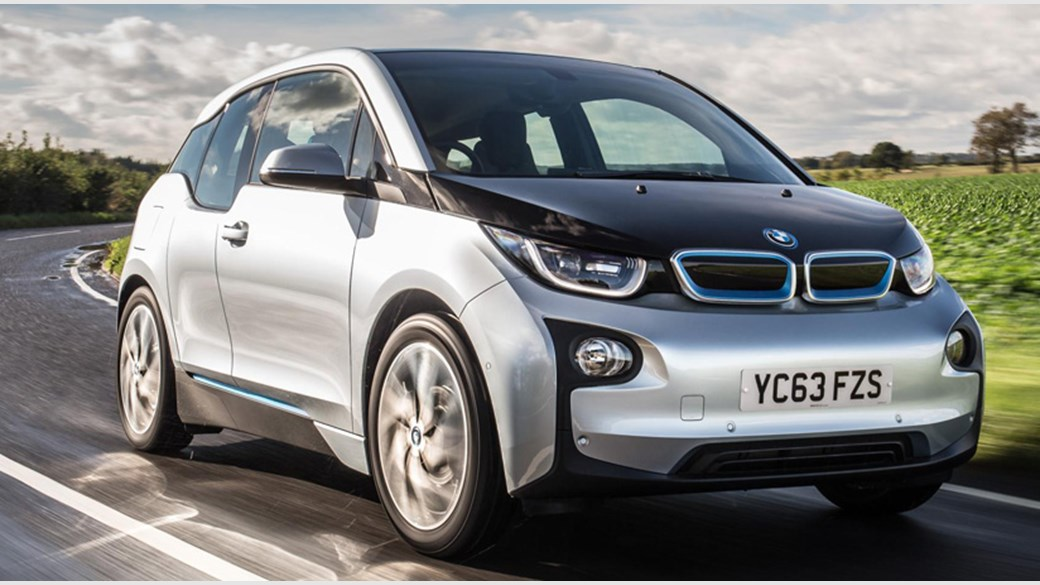BMW i3 Range Extender (2014) review by CAR Magazine