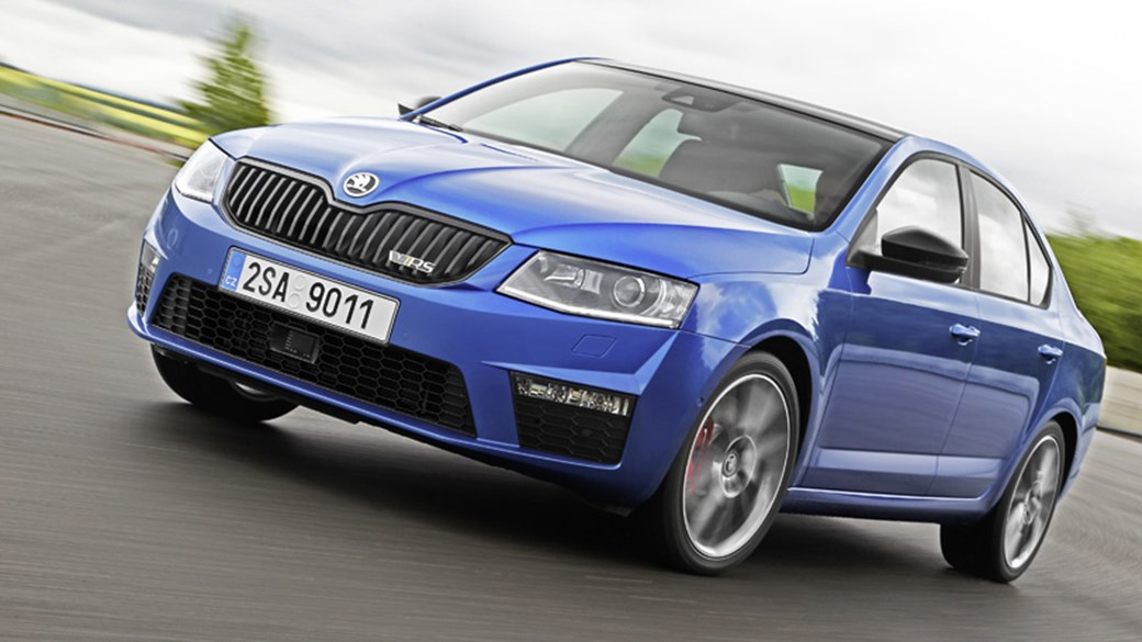 skoda octavia vrs 2014 review car magazine rh carmagazine co uk Skoda Octavia 2013 Belgian Malinois