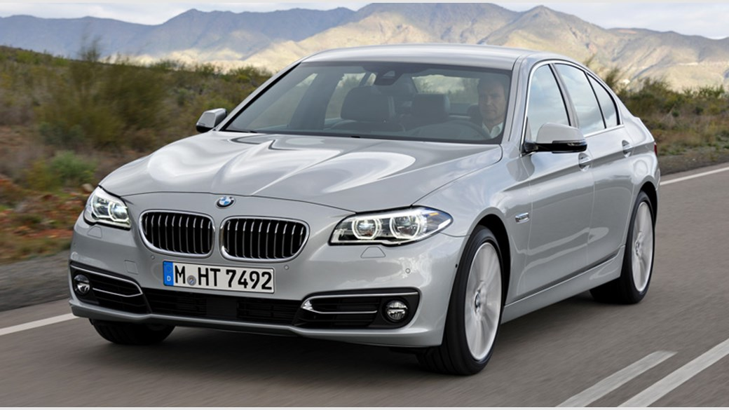 Bmw 5 Series 518d 2017 Review