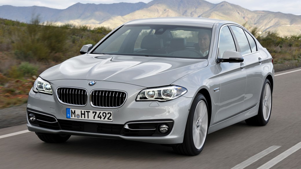Superieur BMW 5 Series 518d (2014) Review