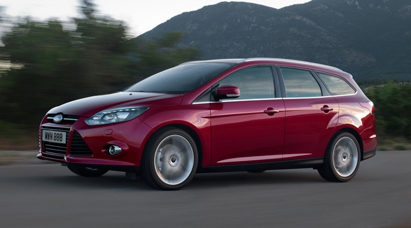 Ford Focus Estate 1.6 TDCi Econetic (2014) review ... & Ford Focus Estate 1.6 TDCi Econetic (2014) review by CAR Magazine markmcfarlin.com