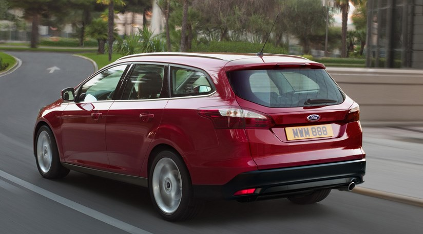 ... Ford Focus Estate 1.6 TDCi Econetic (2014) review ... & Ford Focus Estate 1.6 TDCi Econetic (2014) review by CAR Magazine markmcfarlin.com