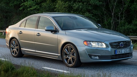 Volvo S80 D2 Business Edition 2014 Review Car Magazine