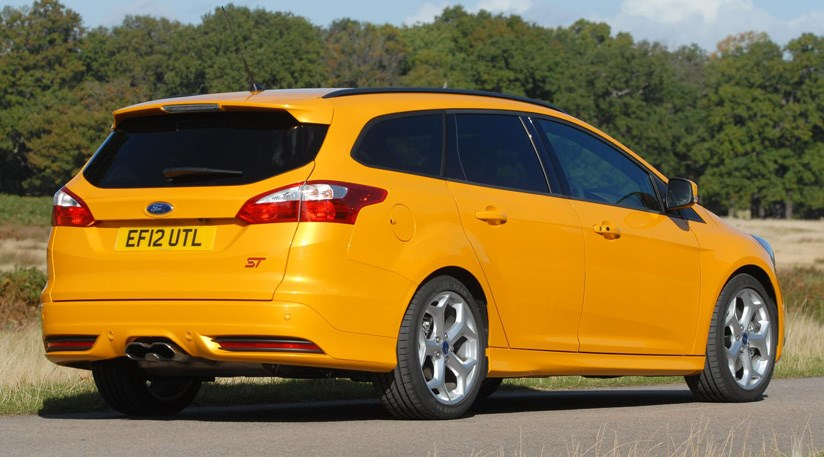 Ford Focus St Estate Mountune 2014 Review Car Magazine