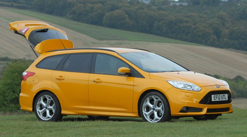 ford focus st estate mountune  review car magazine