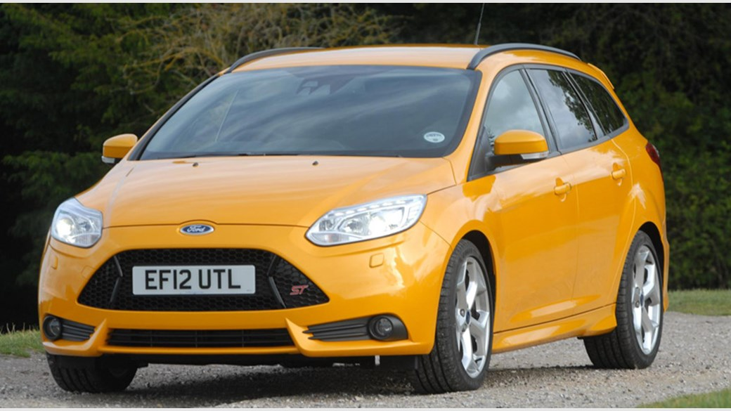 Ford Focus St Estate Mountune  Review
