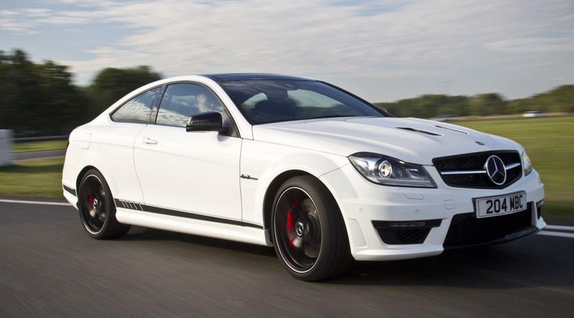 Mercedes c63 amg 507 edition 2014 review by car magazine for Mercedes benz c63 amg 507 edition for sale