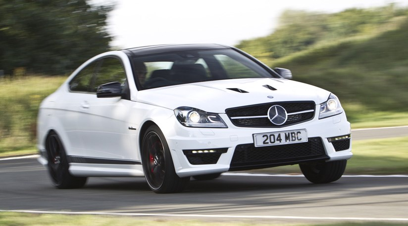 Mercedes C63 AMG 507 Edition 2014 review by CAR Magazine