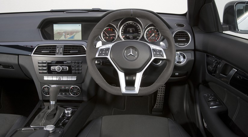 Mercedes C63 AMG 507 Edition (2014) review | CAR Magazine