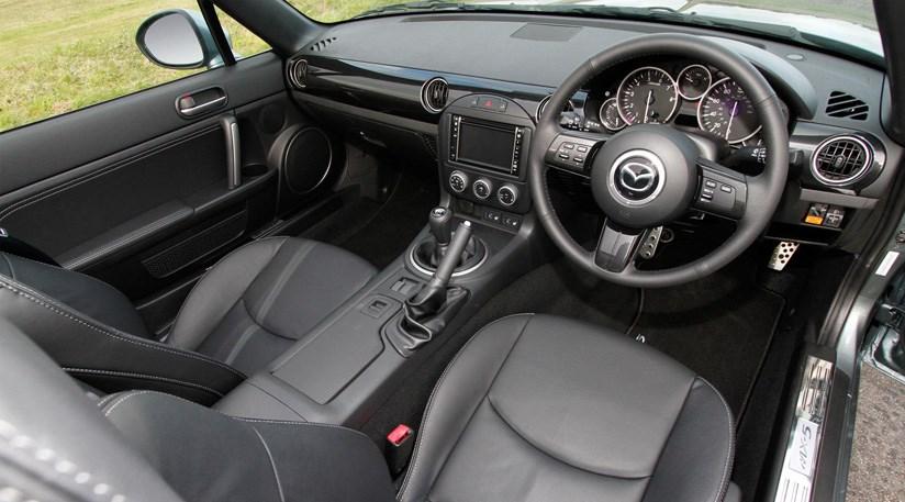 Mazda MX 5 1.8 RC (2014) Review ...