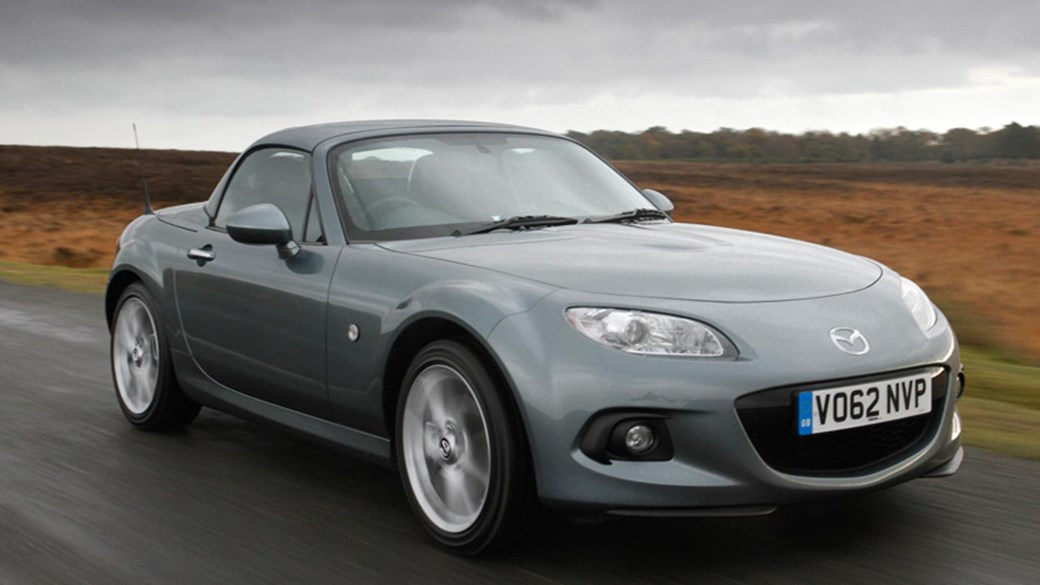 High Quality Mazda MX 5 1.8 RC (2014) Review
