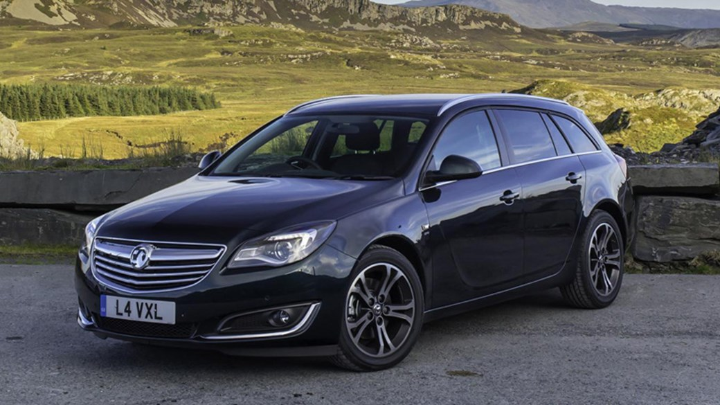 Vauxhall Insignia Sports Tourer 2.0 CDTi SRi (2014) Review