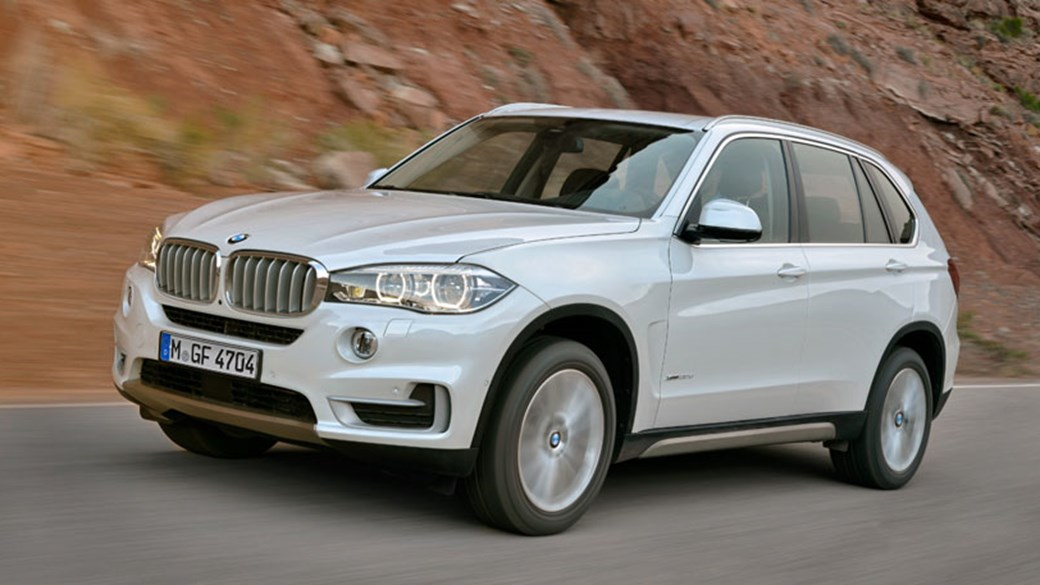 BMW X5 XDrive30d (2014) Review