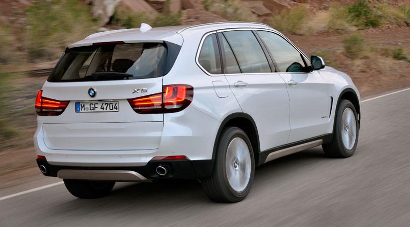 Bmw X5 Xdrive30d 2014 Review Car Magazine