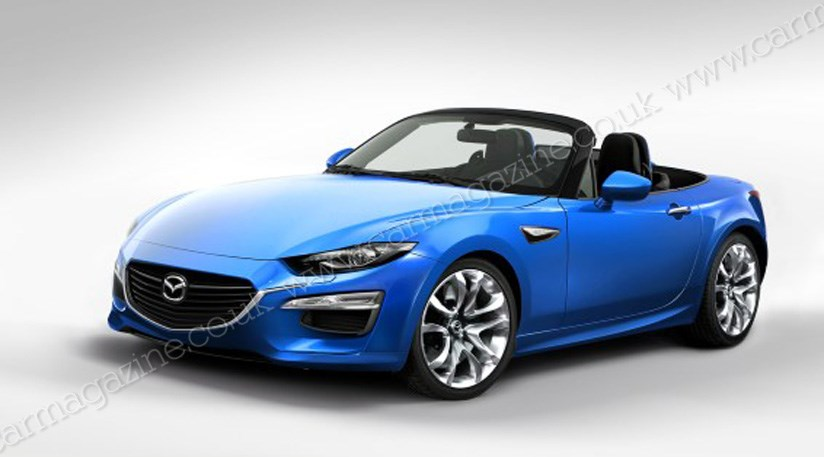 car most wanted of 2014 mazda mx 5 by car magazine. Black Bedroom Furniture Sets. Home Design Ideas