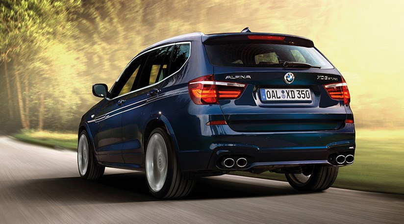Bmw Alpina Xd3 2014 Review Car Magazine