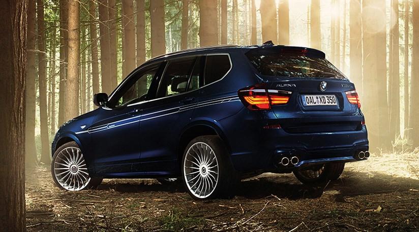Bmw Alpina Xd3 2014 Review Car Magazine